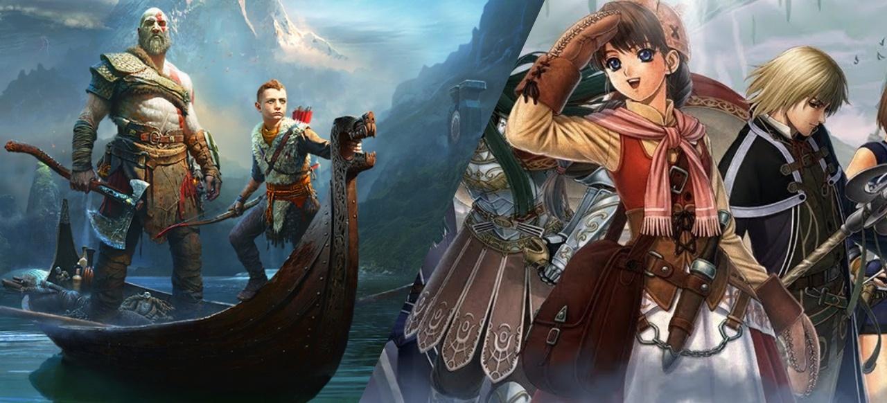 Spiel des Monats: God of War (PS4), dazu alle Berichte und exklusiven Videos im Überblick