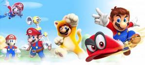 Von Mario 64 bis Super Mario Odyssey