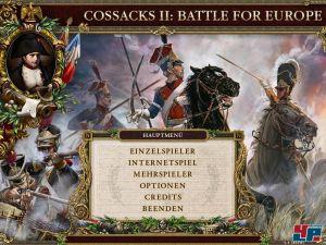 Das Schicksal Europas steht auf der Kippe. Napoleon will es sich ganz