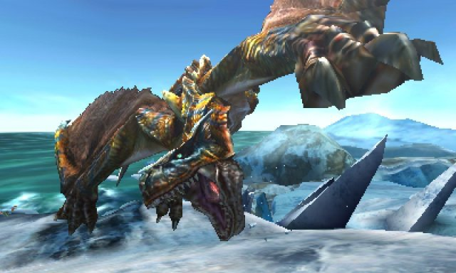 Screenshot - Monster Hunter 4 Ultimate (3DS) 92484917
