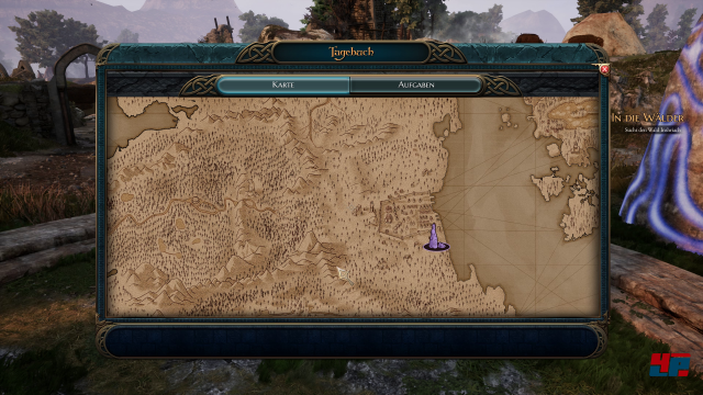 Screenshot - The Bard's Tale 4: Barrows Deep (PC)