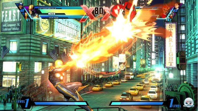 Screenshot - Ultimate Marvel vs. Capcom 3 (360) 2276977