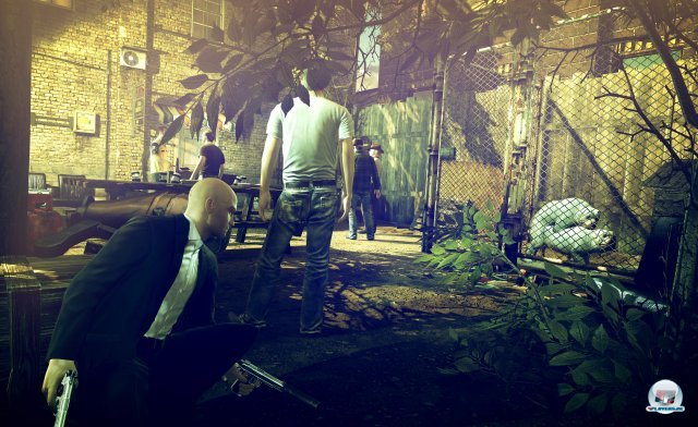 Screenshot - Hitman: Absolution (360)