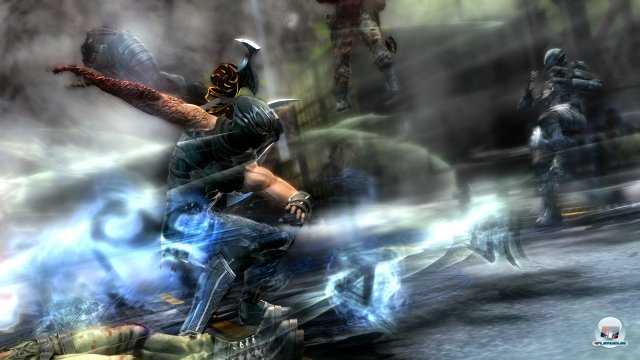 Screenshot - Ninja Gaiden 3 - Razor's Edge (360) 92458642