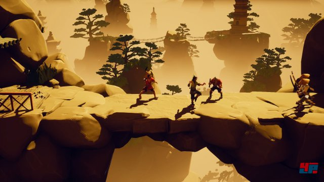 Screenshot - 9 Monkeys of Shaolin (PC)