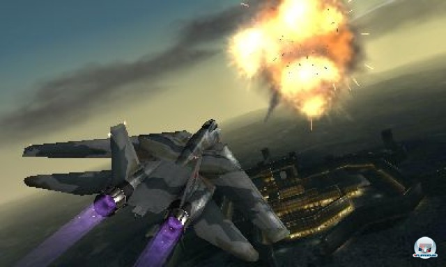 Screenshot - Ace Combat 3D (3DS) 2231012