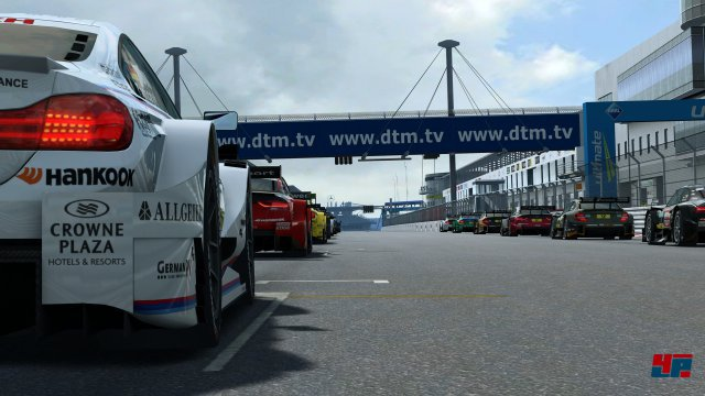 Screenshot - DTM Experience Saison 2014 (PC)