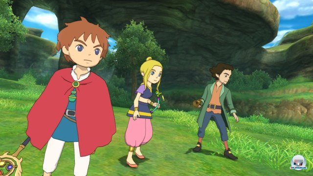 Screenshot - Ni No Kuni: Wrath of the White Witch (PlayStation3) 2361777