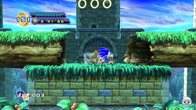 Screenshot - Sonic the Hedgehog 4: Episode II (PC-CDROM)