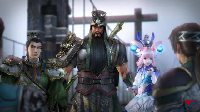 Screenshot - Dynasty Warriors: Godseekers (PS4)