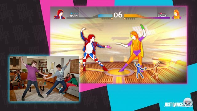 Screenshot - Just Dance 4 (Wii_U)