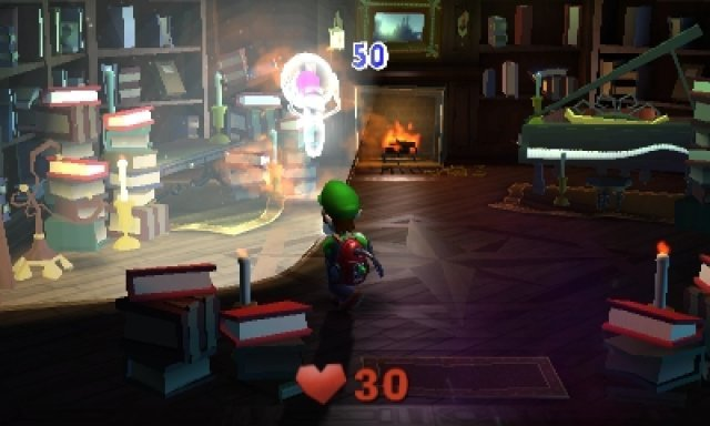 Screenshot - Luigi's Mansion 2 (3DS) 92457221