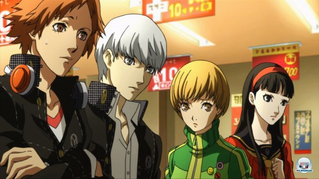 Screenshot - Persona 4: Arena (360) 92460574