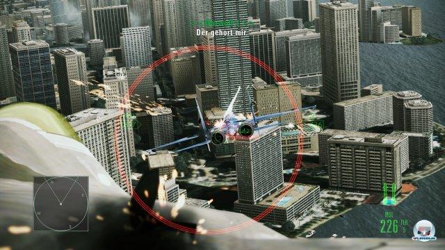 Screenshot - Ace Combat: Assault Horizon (PC)
