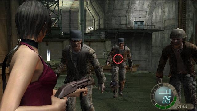 Resident Evil 4<br><br>Die verschiedenen hierzulande veröffentlichten Fassungen von Resident Evil 4 sind ein Hickhack, über das sich nur schwer der Überblick behalten lässt. Faustregel: Vollständig ist keine. Die erste veröffentlichte Fassung für den GameCube bietet am wenigsten, was jetzt aber dramatischer klingt, als es tatsächlich ist - denn man muss das Hauptspiel, dem nichts fehlt, erst durchzocken, um zu merken, dass etwas nicht da ist, wo es sein sollte. Denn dann vermisst man vielleicht Minigames wie »Mercenaries« oder »Assignment Ada«, die nicht nur für Zusatzunterhaltung sorgen, sondern u.a. auch Bonuswaffen freischalten, mit denen man dann das Hauptspiel auf andere Weise angehen konnte. 1717783