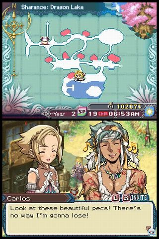 Screenshot - Rune Factory 3: A Fantasy Harvest Moon (NDS) 2273207