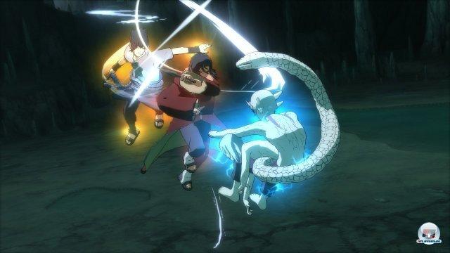 Screenshot - Naruto Shippuden: Ultimate Ninja Storm 3 (360)