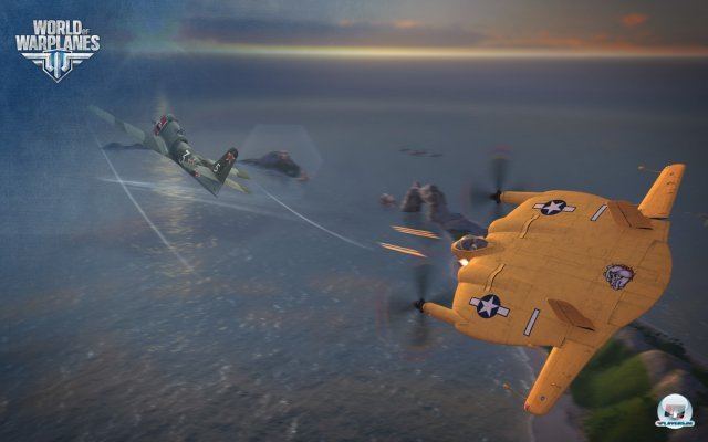 Screenshot - World of Warplanes (PC) 2370407