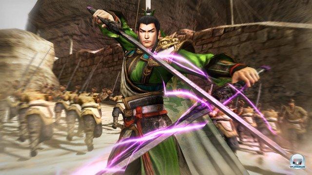 Screenshot - Dynasty Warriors 8 (PlayStation3) 92433832