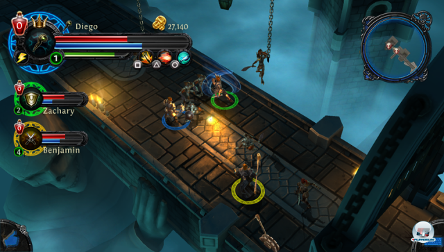Screenshot - Dungeon Hunter: Alliance (PS_Vita) 2248242