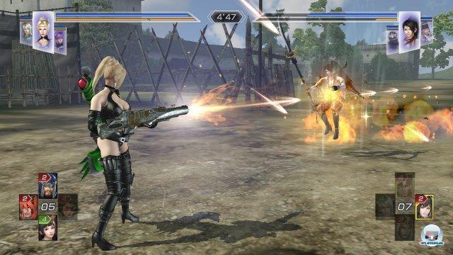 Screenshot - Warriors Orochi 3 (Wii_U) 92424737