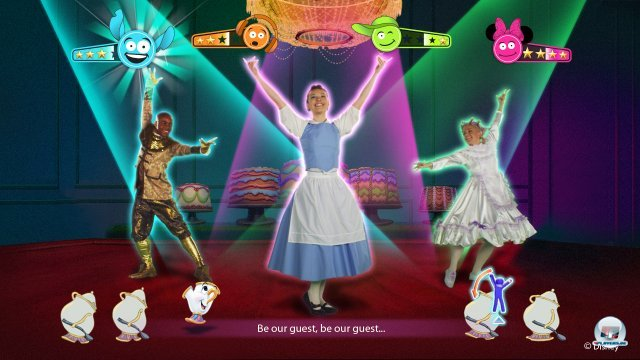 Screenshot - Just Dance: Disney Party (360)