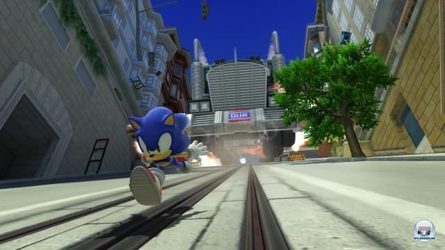 Screenshot - Sonic Generations (PlayStation3) 2230804