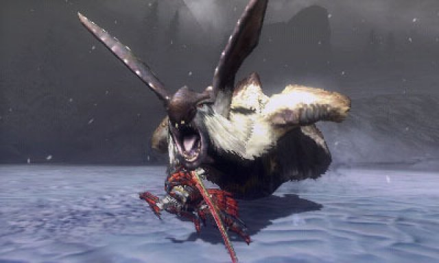 Screenshot - Monster Hunter 3G (3DS) 2285292