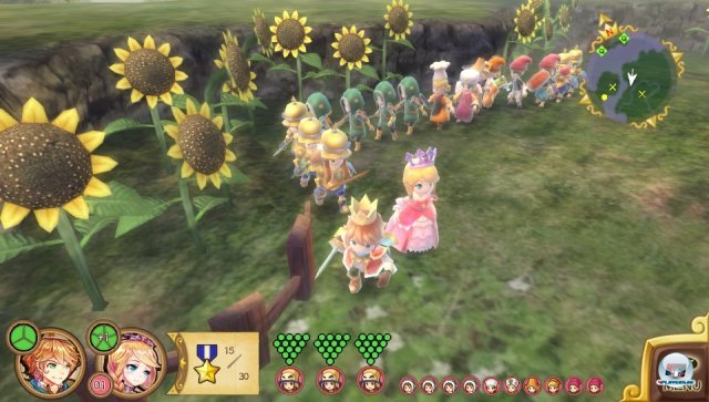 Screenshot - New Little King's Story  (PS_Vita) 2364072