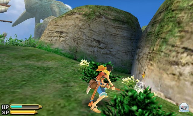 Screenshot - One Piece: Unlimited Cruise SP (3DS) 2259362
