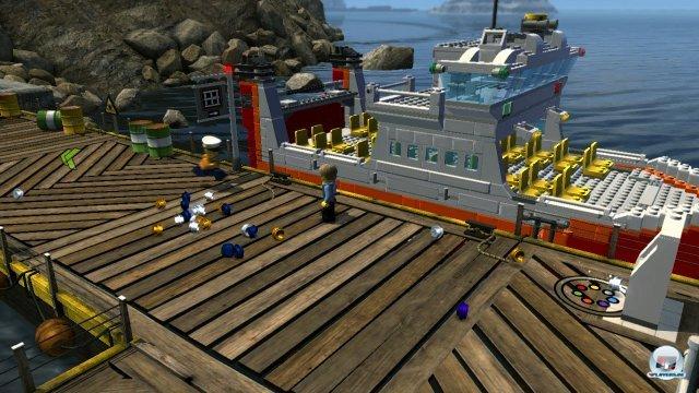 Screenshot - Lego City: Undercover (Wii_U) 92432577