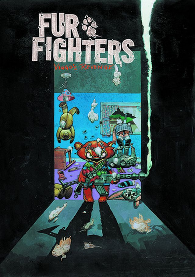 Fur Fighters (2000) <br><br> Ebenfalls für Dreamcast (aber auch den PC) erschien Fur Fighters - eine etwas ungewöhnliche Mischung aus Knuddeloptik und Third Person-Shooter, die inhaltliche Parallelen zu Wiz n Liz aufweist: Genau wie dort muss man auch hier Wesen retten, die vom Oberbösewicht General Viggo entführt wurden. Dabei konnte man zwischen ihren Eltern als Spielfigur umschalten, die alle über bestimmte Stärken und Schwächen verfügten. Bemerkenswert für die damalige Zeit waren die gigantisch großen Level, in denen man sich stundenlang auf der Suche nach den Babys und bei Auseinandersetzungen mit Gegnern herumtreiben konnte. Eine leicht erweiterte Fassung mit dem Namen Fur Fighters: Viggos Revenge erschien etwa ein Jahr später für die Playstation 2. 2199372