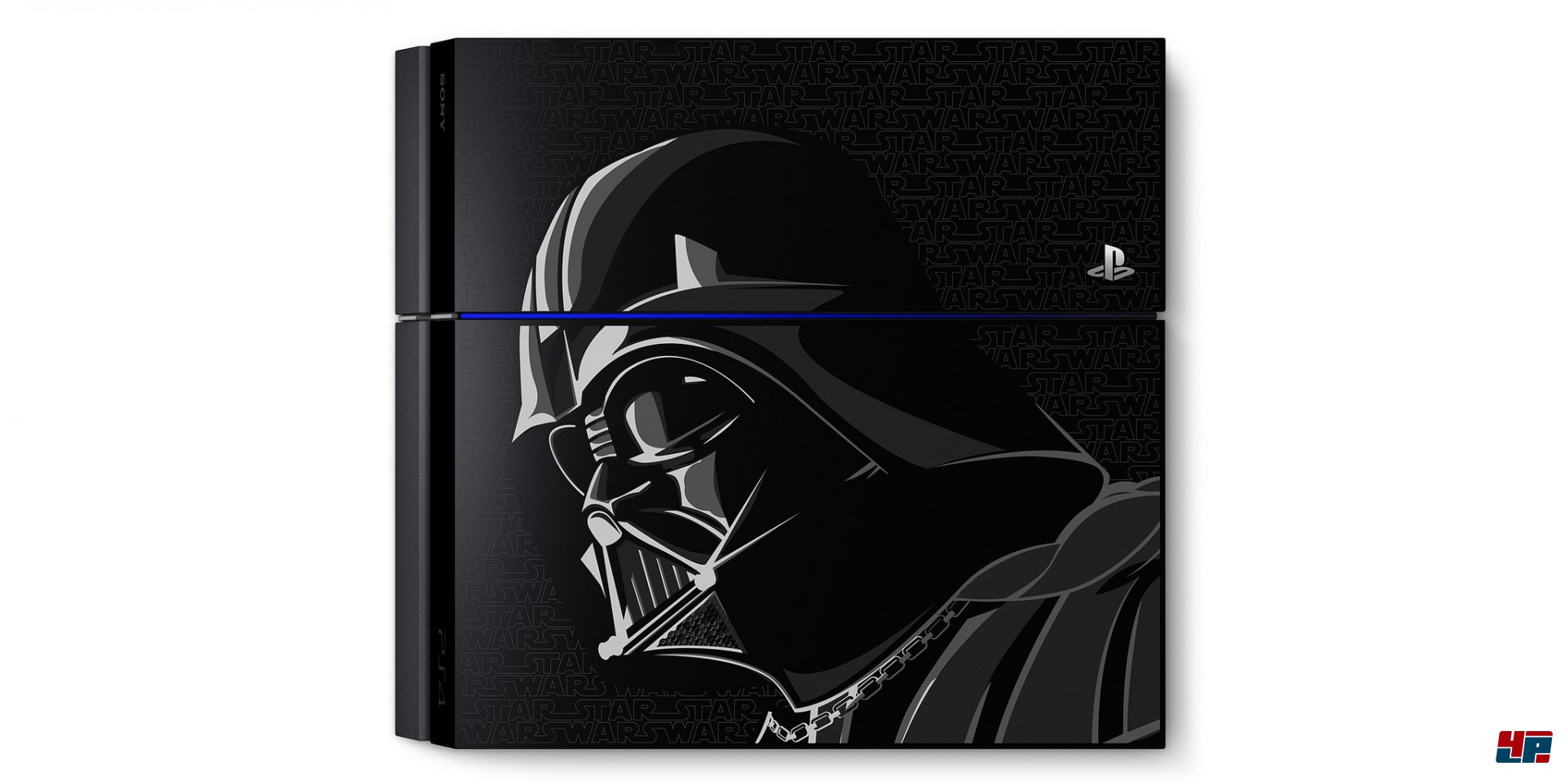 Playstation 4 limited edition im darth vader stil mit 1 for Couch koop ps4
