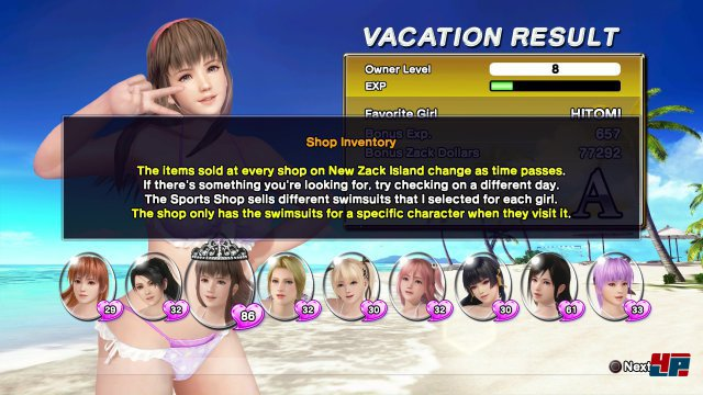 Screenshot - Dead or Alive: Xtreme 3 (PlayStation4)