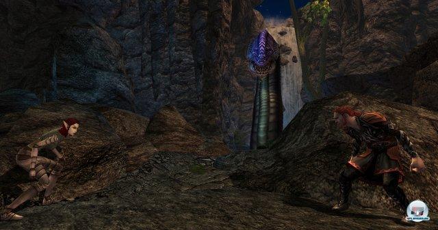 Screenshot - Dungeons & Dragons Online: Bedrohung durch das Unterreich (PC)