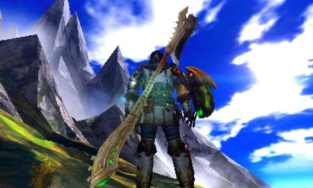 Screenshot - Monster Hunter 4 (3DS) 92399017
