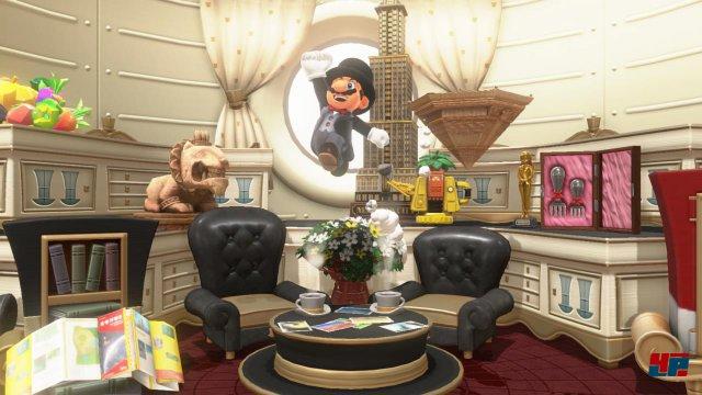 Screenshot - Super Mario Odyssey (Switch)