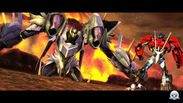 Screenshot - TransFormers: Prime (Wii_U) 92401042