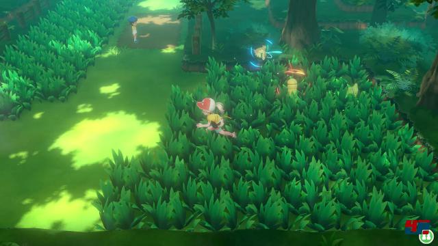 Screenshot - Pokémon: Let's Go, Pikachu! & Let's Go, Evoli! (Switch) 92577628