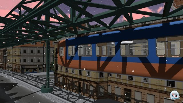 Screenshot - Schwebebahn-Simulator 2013 (PC)