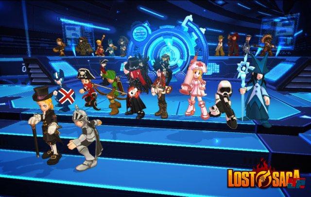 Screenshot - Lost Saga (PC)