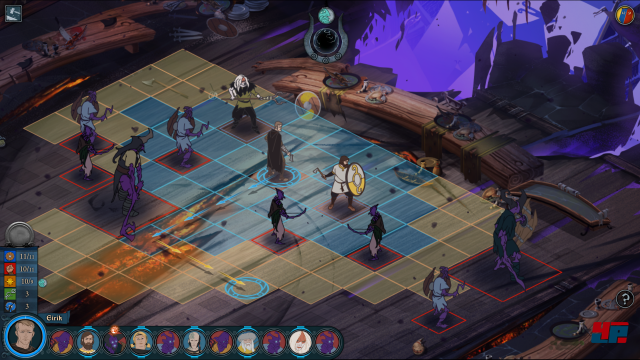 Screenshot - The Banner Saga 3 (PC) 92569943