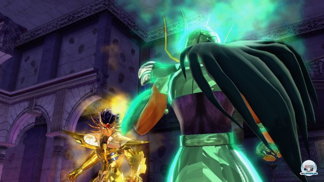 Screenshot - Saint Seiya: Sanctuary Battle (PlayStation3) 2265597