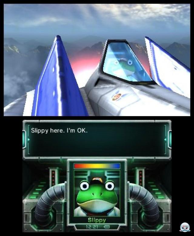 Screenshot - Star Fox 64 3D (3DS) 2230628