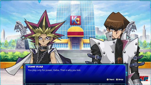 Screenshot - Yu-Gi-Oh! Legacy of the Duelist (PlayStation4)