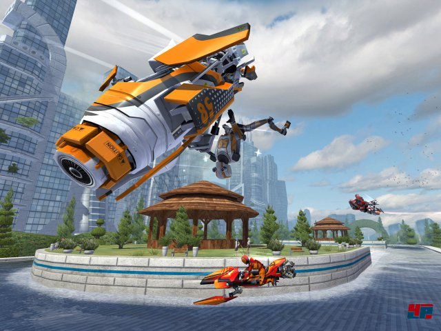 Screenshot - Riptide GP Renegade (Android)