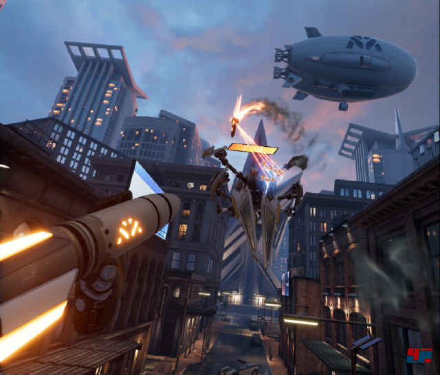 Screenshot - Robo Recall (OculusRift)