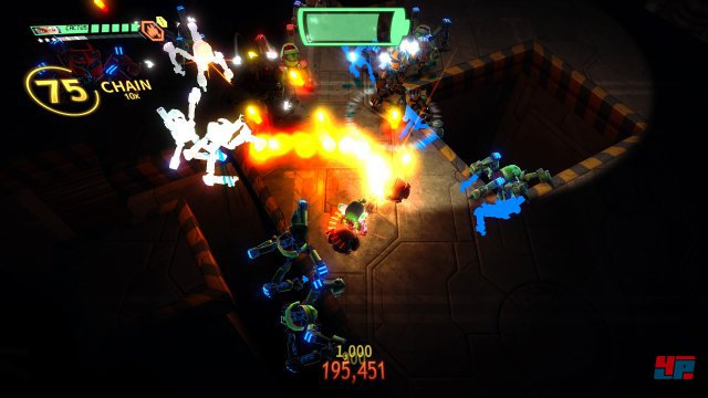 Screenshot - Assault Android Cactus (PlayStation4)