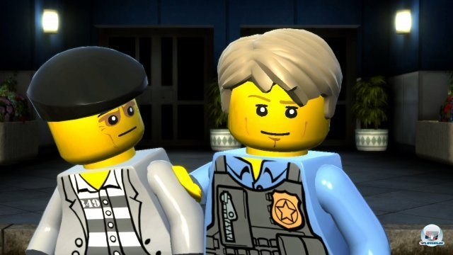Screenshot - Lego City: Undercover (Wii_U) 2360667