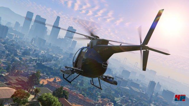 Screenshot - Grand Theft Auto 5 (PlayStation4) 92495188